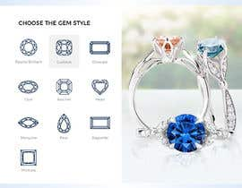 sunilpeter92님에 의한 Design (not build) me a website for a Jewellery Company을(를) 위한 #5