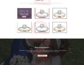 webdesigner1498님에 의한 Design (not build) me a website for a Jewellery Company을(를) 위한 #21