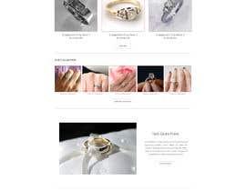 kerralmario님에 의한 Design (not build) me a website for a Jewellery Company을(를) 위한 #14