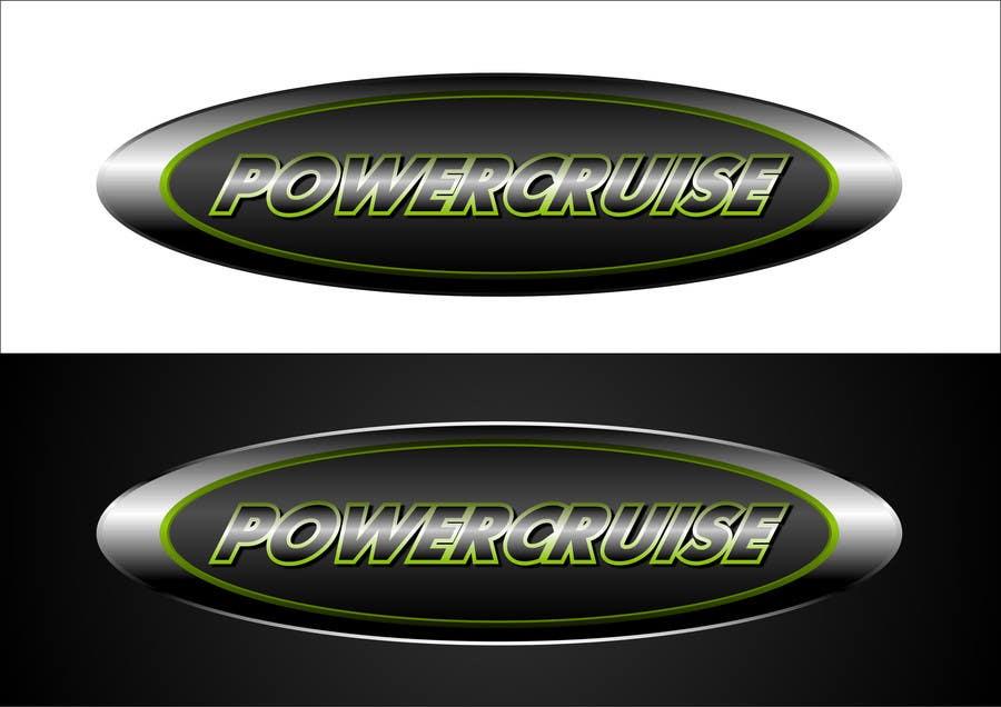 Penyertaan Peraduan #                                        4                                      untuk                                         Design a Logo for Powercruise Car Event