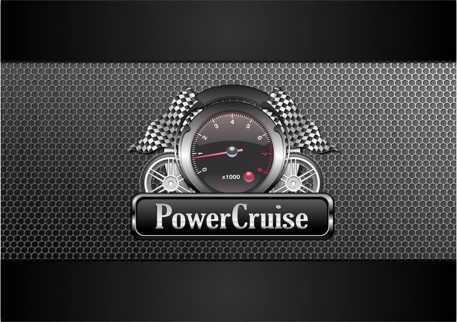 Penyertaan Peraduan #                                        5                                      untuk                                         Design a Logo for Powercruise Car Event