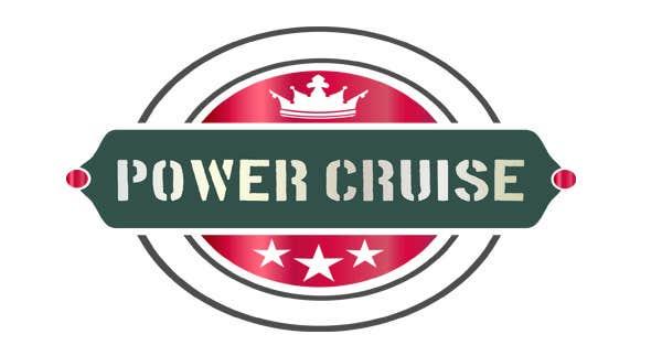 Penyertaan Peraduan #                                        6                                      untuk                                         Design a Logo for Powercruise Car Event
