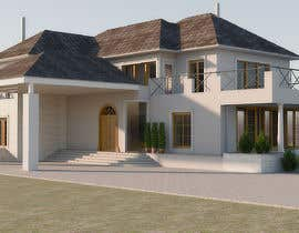 #9 for House entrance Porch  architectural design by frisa01