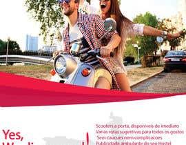 #4 para preciso de uma Brochura de uma empresa de aluguer de motos com rotas por jawaria123