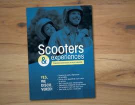 #6 para preciso de uma Brochura de uma empresa de aluguer de motos com rotas por surdesign