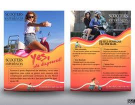 #11 para preciso de uma Brochura de uma empresa de aluguer de motos com rotas por alvinjonas