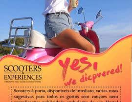 #21 para preciso de uma Brochura de uma empresa de aluguer de motos com rotas por alvinjonas