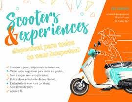 #16 for preciso de uma Brochura de uma empresa de aluguer de motos com rotas af zilzdebora