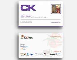 #51 para Need New Business Card Design por Roronoa12