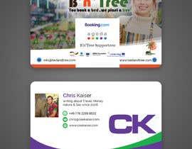 #42 para Need New Business Card Design por Alexsha0