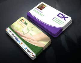 #69 para Need New Business Card Design por tahminaali