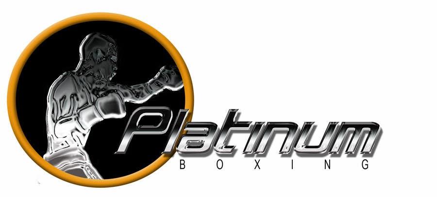 Inscrição nº 107 do Concurso para Logo Design for Platinum Boxing