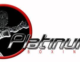 #104 for Logo Design for Platinum Boxing by npaws