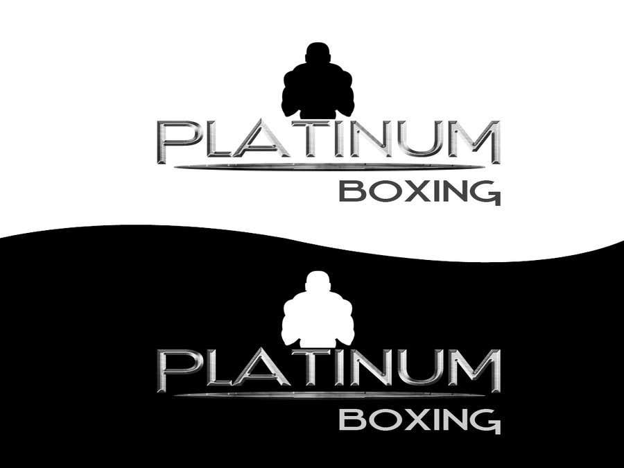 Inscrição nº 143 do Concurso para Logo Design for Platinum Boxing