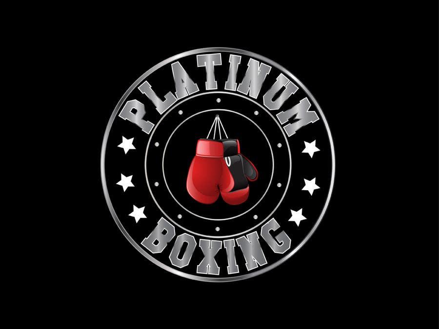 Inscrição nº 155 do Concurso para Logo Design for Platinum Boxing
