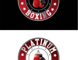 #50 para Logo Design for Platinum Boxing por alinhd