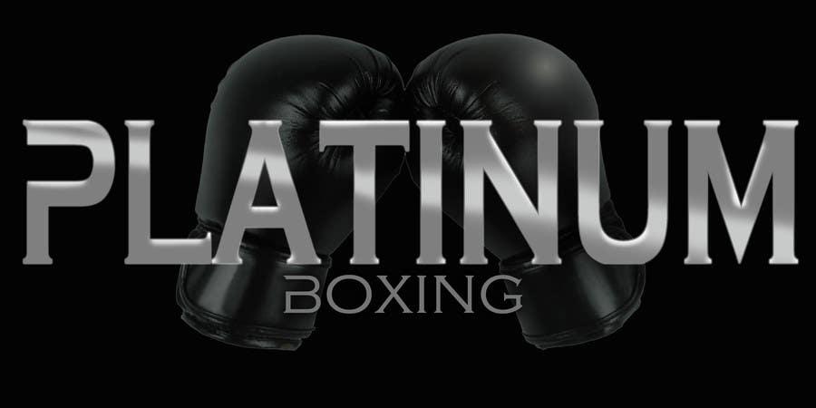 Inscrição nº 2 do Concurso para Logo Design for Platinum Boxing