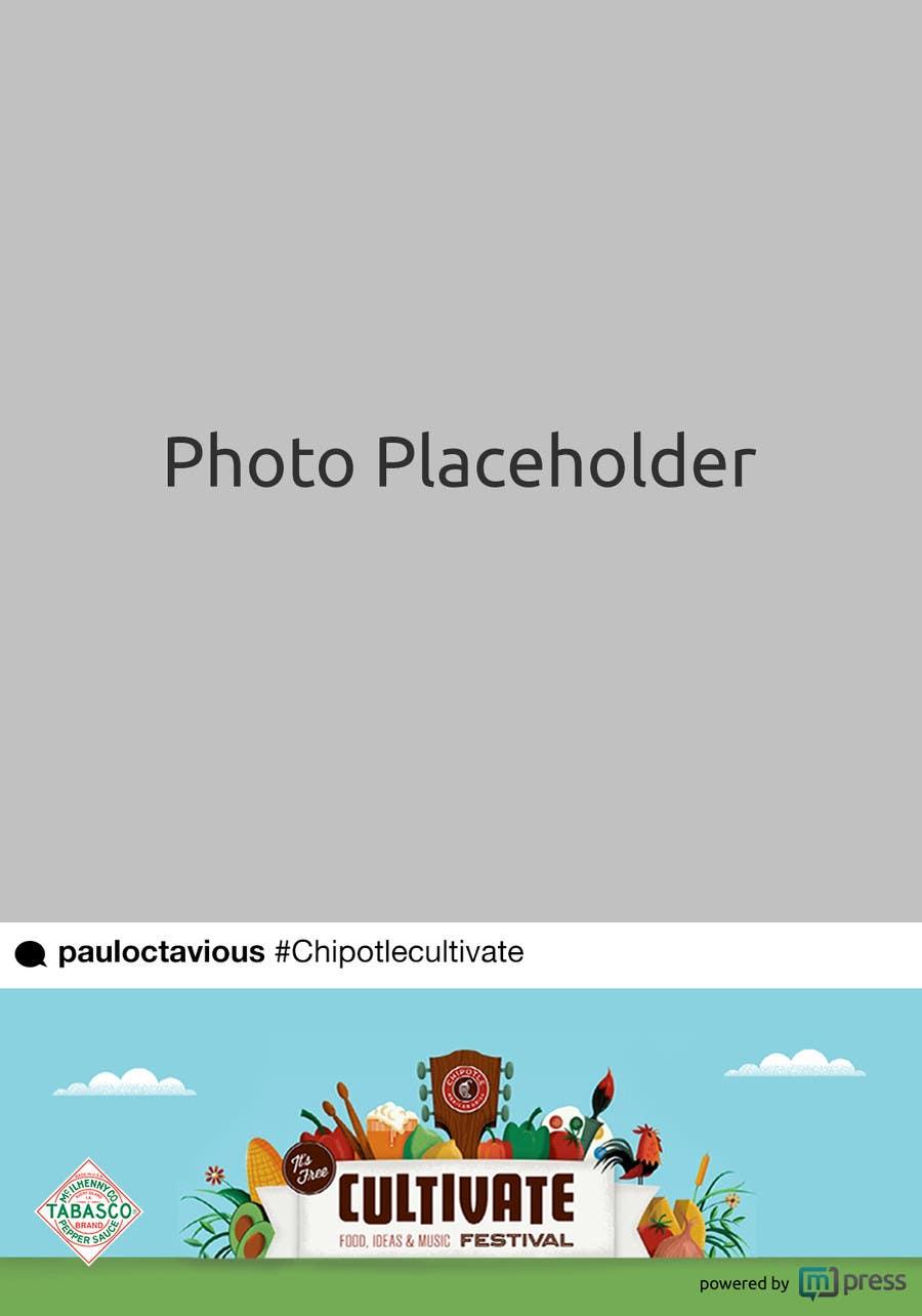 Konkurrenceindlæg #                                        1                                      for                                         Design Photo Print Frame