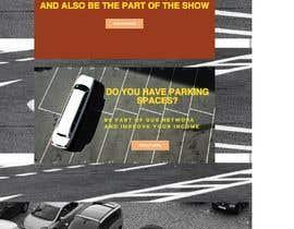 nº 8 pour Design a Website in WIX for a Parking Company par anushahiremath