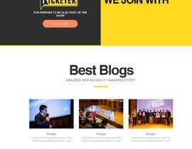 nº 35 pour Design a Website in WIX for a Parking Company par nasimm