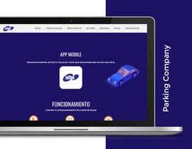nº 40 pour Design a Website in WIX for a Parking Company par mnsiddik84