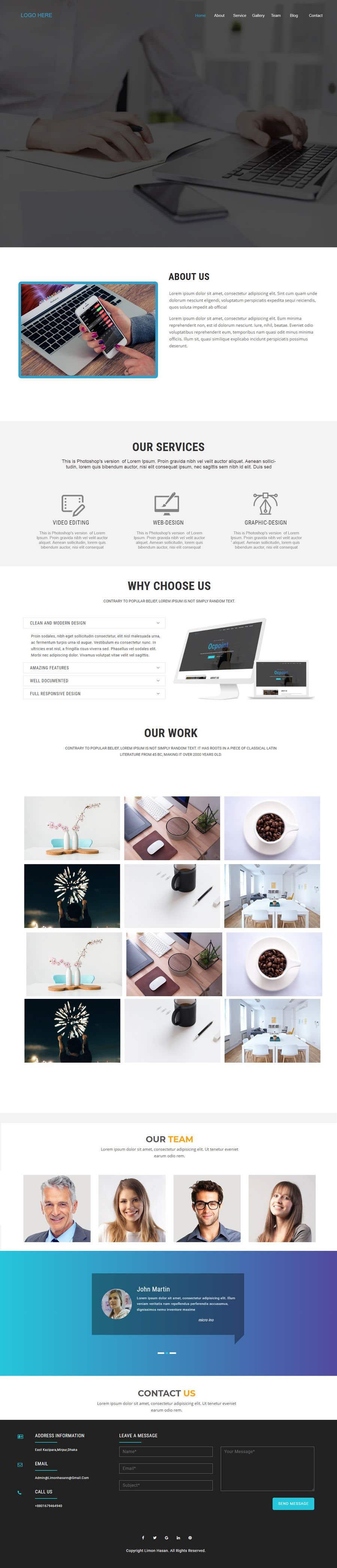 Proposition n°3 du concours Divi 3 Expert with Impressive Design Skills