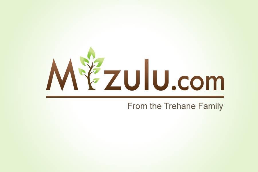 Contest Entry #230 for Logo Design for Mizulu.com