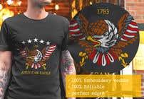 Graphic Design Kilpailutyö #38 kilpailuun american eagle