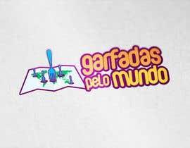 """#21 para Criar um logo para o blog """"Garfadas pelo Mundo"""" por PrimalC"""
