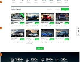nº 34 pour Classic Car Classified Ad Site par devanshai