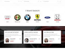 nº 19 pour Classic Car Classified Ad Site par doomshellsl