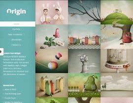 nº 13 pour Create a Wordpress Template for CustomGaragesofVirginia.com par aniagarwal97