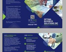#125 untuk Design Tri-fold Brochure oleh MuhammadGfx