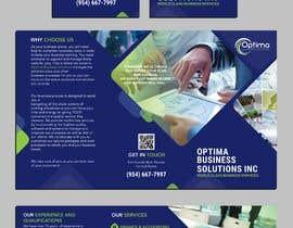 #132 untuk Design Tri-fold Brochure oleh MuhammadGfx