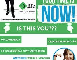 #75 cho Flyer for Personal Trainer bởi TUKU22
