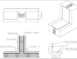 #6 para 3D and 2D Drawing and Illustration of construction drawing por mariofsg