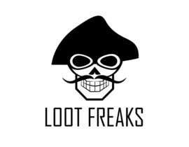 #121 cho Design a Logo for LootFreaks bởi vickysmart