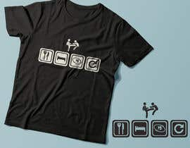 #60 for Design a T-Shirt by Exer1976