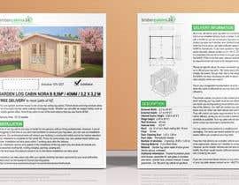 #16 for Brochure design double page af xangerken