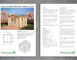 #11 for Brochure design double page af gkhaus