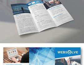 Nro 47 kilpailuun Trifold Brochure for SEO Company käyttäjältä dnamalraj