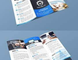 #57 para Trifold Brochure for SEO Company de shinydesign6
