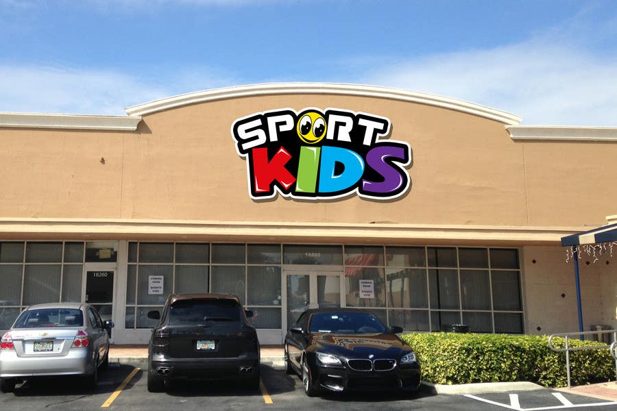 #225 for Logo Design for sport kids in miami by rogeliobello
