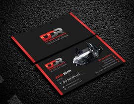 #46 dla Need A Business Card Design For An Automobile Detailing Business przez imransikder239