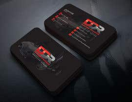 #107 dla Need A Business Card Design For An Automobile Detailing Business przez kawsarnabil07