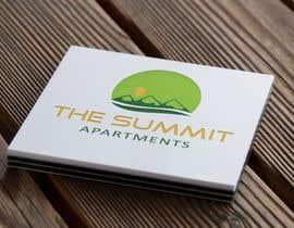 nº 696 pour Design Logo for Apartment Complex par al489391