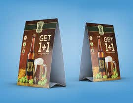 #12 для Design a roll-up and a table tent от ruzenmhj