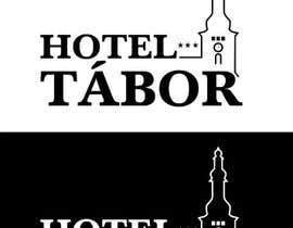 #29 para Vytvořit logo firmy HOTEL TÁBOR por lookjustdesigns