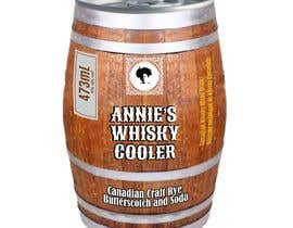 #38 untuk I am creating a Whisky Cooler (Whisky in a Can) and need an awesome design oleh tmmo