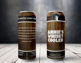 #17 untuk I am creating a Whisky Cooler (Whisky in a Can) and need an awesome design oleh herodesigns